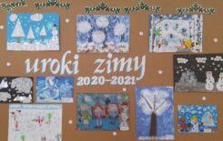 """Więcej o: Wyniki Międzyprzedszkolnego Konkursu Plastycznego """"Uroki zimy"""" 2020-2021"""