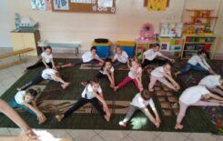 Więcej o: Ćwiczenia gimnastyczne w grupie VII